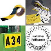 Logistik und Lagerkennzeichnung