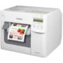 Etikettendrucker mit Inkjet-Druckverfahren
