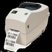Zebra Kompakt Desktop Drucker TLP2824P