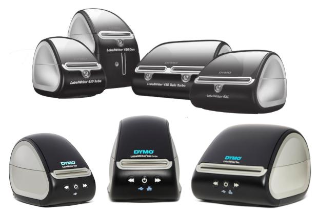 Dymo LabelWriter Etikettendrucker Serien 4 und 5