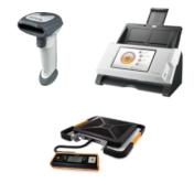 Scanner, Barcodescanner und Waagen