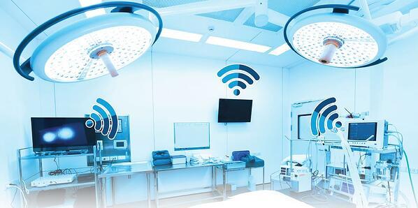 Konnektivität für medizinische Geräte - Einsatz in Kliniken - Förderungsantrag KHZG möglich