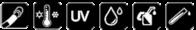Dymo Rhino IND Nylon Schriftbänder