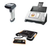 Scanners, Barcode Scanners and Scales